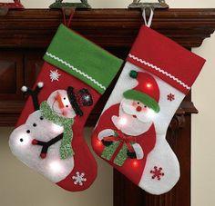 Bota de Natal para Pendurar