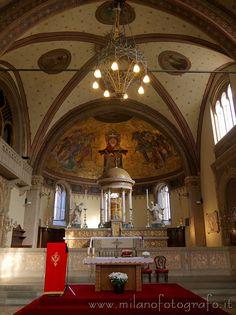 Foto Basilica of San Calimero -  Churches / Religious buildings