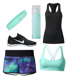 """Workout"" by bussmay on Polyvore featuring NIKE and MPG"