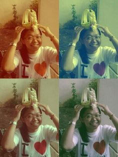 #funnypose with #funnystuff