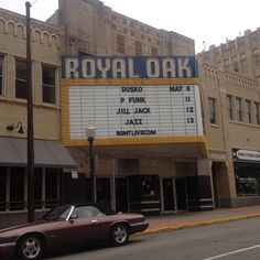 My husband and I went to the Royal Oak Theater on our first date February 16, 1962 and we have been together ever since.