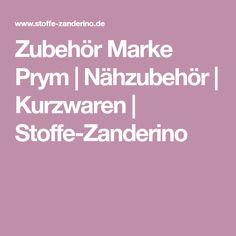 Zubehör Marke Prym | Nähzubehör | Kurzwaren | Stoffe-Zanderino