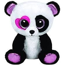 Ty Beanie Boos Mandy - Panda Regular  Beanie Boos are They are made from  Ty s best selling fabric - Ty Silk 0155c5f67de9
