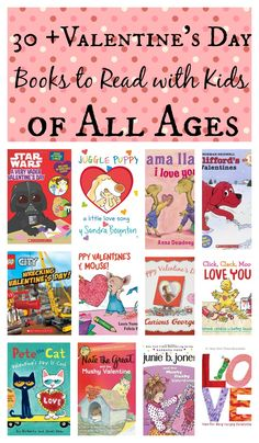 Looking For A Few New Valentineu0027s Day Books This Year? This List Includes Valentine  Books For Toddlers, Valentine Books For Preschoolers, And Valentine ...