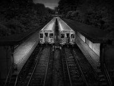 Rosedale Station - photo by Photolifer