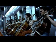 "Bach - Cello Suite No.1 i-Prelude  Scene of the movie ""The Silence Before Bach"""
