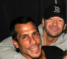 Danny Wood & Donnie Wahlberg ~New Kids on the Block~