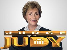 JUDGE JUDY (First aired 1996)