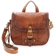 Designer Clothes, Shoes   Bags for Women   SSENSE. Brown Leather Crossbody  PurseBrown ... 7b16eb5d04