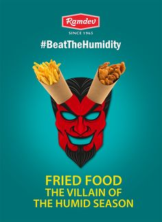 Beat the Humidity Cool the Season     Yes, fried food are no less than the villains of the season. Shying away from it will shy you away from the humidity & health hazards of the season.     #Ramdev #BeatTheHumidity #Summers