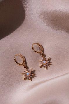 Paar Ohrstecker Strass Ohrringe capri blau silber Fashion Style trendy Fashion