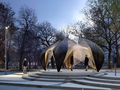 ICD Research Pavilion 2012.