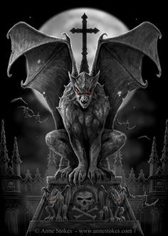 """ RISE OF THE GARGOYLES "" ... GREAT MOVIE !!! / / / WATCH OUT FOR THE VIOLENCE !!!"