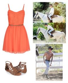 """"""""""" by paradise19t ❤ liked on Polyvore featuring maurices and Forever 21"""