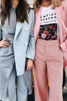 creative blazer outfits