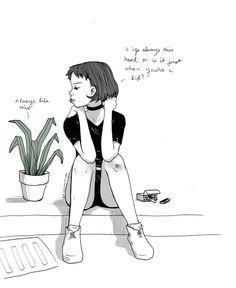Leon: the professional ART - Mathilda Natalie Portman Leon, Natalie Portman Star Wars, Illustrations, Illustration Art, Leon Matilda, Mathilda Lando, Line Art, Art Inspo, Cool Art