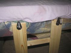 Coat Hooks Used On Top Of Ladder To Hold It Photo: This Photo was uploaded by snarfattack. Find other Coat Hooks Used On Top Of Ladder To Hold It pictur...