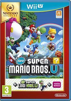 New Super Mario Bros. U - Nintendo Selects #Super #Mario #Bros. #Nintendo #Selects