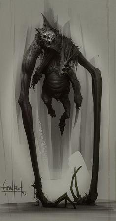 Death people creature