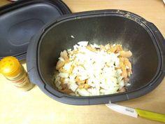 Je vous propose une une recette ultra simple, cuisinée dans la cocotte Ultra-pro. Vous pouvez tout aussi bien utiliser l'ultra-pro en...