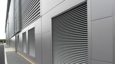 Colt is a roll-formed Double Bank Louvre system that delivers a good degree of rain defence alongside screening and ventilation. For this reason, it is often used for plant room ventilation or in situations where plant needs to be screened. Uk Plant, Room With Plants, Blinds, Louvre, Home Appliances, Weather, Exterior, Curtains, Doors