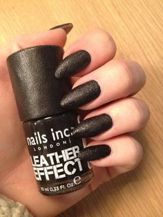 Will you be trying nails inc leather effect? Nails Inc. London Nail Lacquers #chinaglaze #OPI #nailsinc #dior #orly #Essie #Nubar @opulentnails over 12,000 pins
