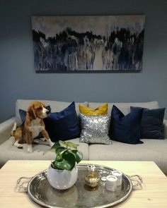 #pilasterblå #jotunlady #livingroom