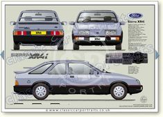 Ford sierra 1983 classic car portrait print ford zephyr mkii 1959 the blue oval with an english accent Classic Cars British, Ford Classic Cars, Retro Cars, Vintage Cars, Ford Zephyr, Ford Sierra, Classic Car Restoration, Street Racing Cars, Cars Uk