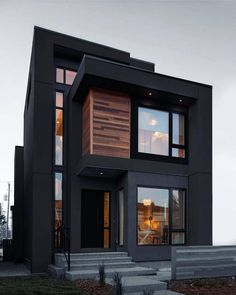 38 best modern house design architecture inspirations 27 House Designs Exterior architecture design house Inspirations modern The Effective Pictures We Offer You About exterior arquitectura A quality Best Modern House Design, Modern Minimalist House, House Front Design, Modern Design, Contemporary Design, Home Modern, Model Architecture, Modern Architecture House, Modern Houses