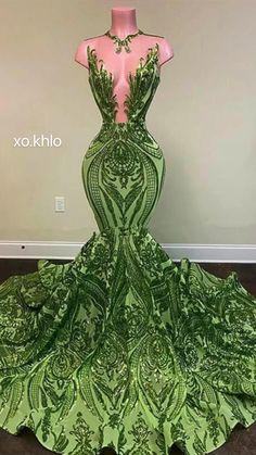 Black Girl Prom Dresses, Senior Prom Dresses, Pretty Prom Dresses, Glam Dresses, Prom Outfits, Lace Evening Dresses, Mermaid Prom Dresses, Formal Dresses, African Formal Dress
