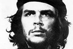 Fashion photographer Alberto Korda took Che Guevara's pictures hundreds of times in the 1960s. One stuck