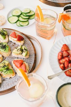 Urban Outfitters - Blog - On the Menu: Grad Party Eats