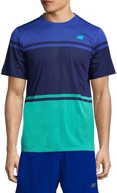 New Balance Men's Tournament Crewneck T-Shirt