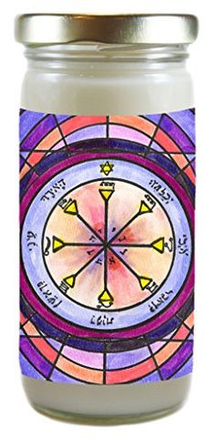 King Solomons Seal 4th Pentacle of the Sun for Seeing the Reality in Others 8 Ounce Scented Soy Meditation Prayer Candle Artisan Courtyard http://www.amazon.com/dp/B010OITJGI/ref=cm_sw_r_pi_dp_lh4Kvb1X980VM