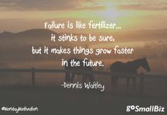 Failure is a stepping stone to #success. #leadership #business #quote #MondayMotivation
