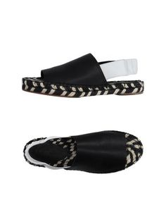Proenza Schouler Women Espadrilles on YOOX. The best online selection of Espadrilles Proenza Schouler. YOOX exclusive items of Italian and international designers - Secur...