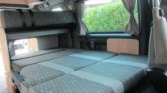 Westfalia Ford Transit Nugget en Lleida - vibbo - 95265927 Ford Transit, Car Seats, Motor Homes