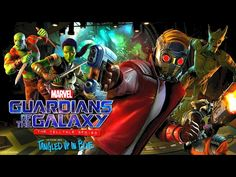 Marvel's Guardians of the Galaxy The Telltale Series EPISODE ONE TRAILER