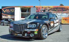 V8 Supercar Chrysler Safety Car