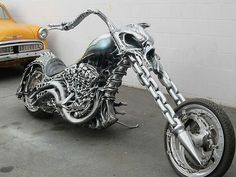 Ghost Rider Chopper | Custom Built Motorcycles : Chopper Ghost Rider Motorcycle Actual One ...