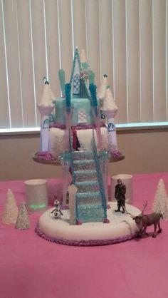 Frozen Cake for Ellianna