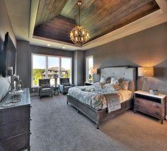 Master Bedrooms Photo Gallery | Custom Homes in Kansas City KS | Starr Homes