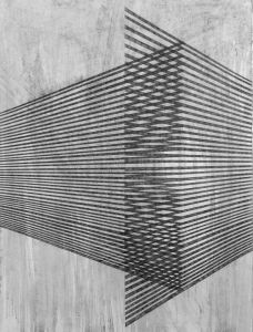 Stage Set for a Riot 2007 series by Danny Jauregui. Graphite and ash on panel. Graphite Drawings, Abstract Drawings, Art Drawings, Graphic Design Illustration, Graphic Art, Illustration Art, Op Art, Stage Set, Art Plastique