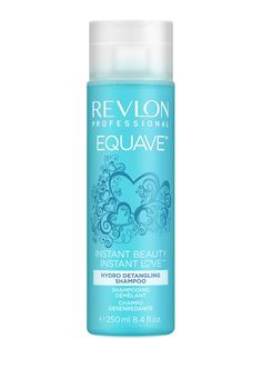 Revlon Professional Equave Instant Beauty Instant Love Hydro Detangling Shampoo 250ml. Revlon Professional, Sparkling Ice, Shampoo, Conditioner, Make Up, Personal Care, Bottle, Articles, News