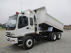Isuzu, FVZ1400 MWB, 6 x 4, Tipper