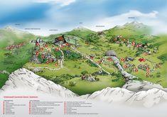 Der Gipfel-Erlebnisweg am Osterfelderkopf ebnet allen Bergbegeisterten den Weg in hochalpine Gefilde. Familien, Senioren und weniger trittsichere Gäste können den rund 700 Meter langen Rundkurs bei der Bergstation der Alpspitzbahn gemütlich erwandern und Wissenswertes zu Flora, Fauna und Geologie der Umgebung erfahren.