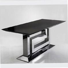 Versace Tables - DesignerzCentral #designersliving
