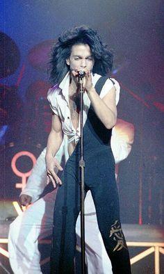 Prince • 1990 'Graffiti Bridge' Nude Tour Era