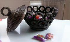 Contenitore per caramelle Visita la pagina https://www.facebook.com/pages/Il-Fabbricatore-di-Salvatore-Pullar%C3%A0/583580198379555
