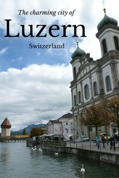This is one of the most beautiful and charming cities I have come across in Europe and its in the heart of German-speaking Switzerland. With its Chapel Bridge, City Walls and charming streets with many amazing old buildings plus the added feature of huge lakes and mountains nearby, what is there not to like of Luzern?